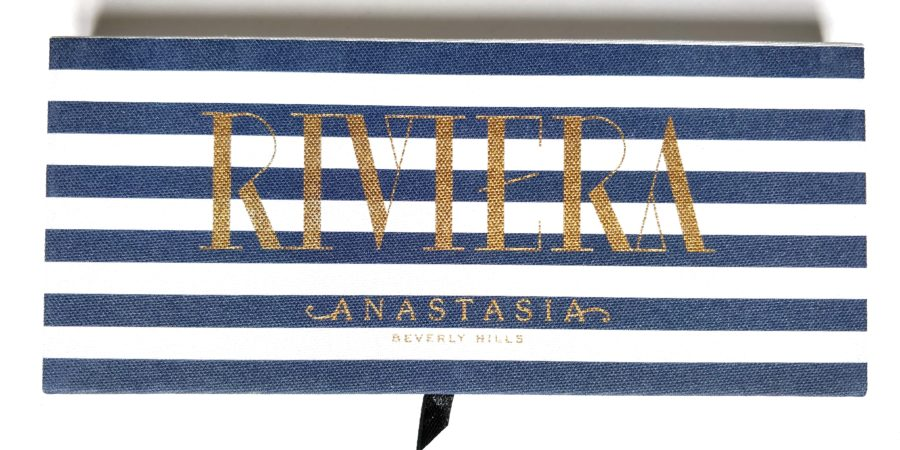 Palette Riviera Anastasia berverly hills packaging