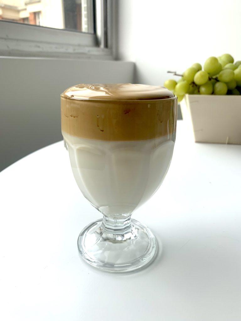 Dalgona Coffee recette