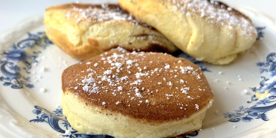 Recette Fluffy Pancakes stefy