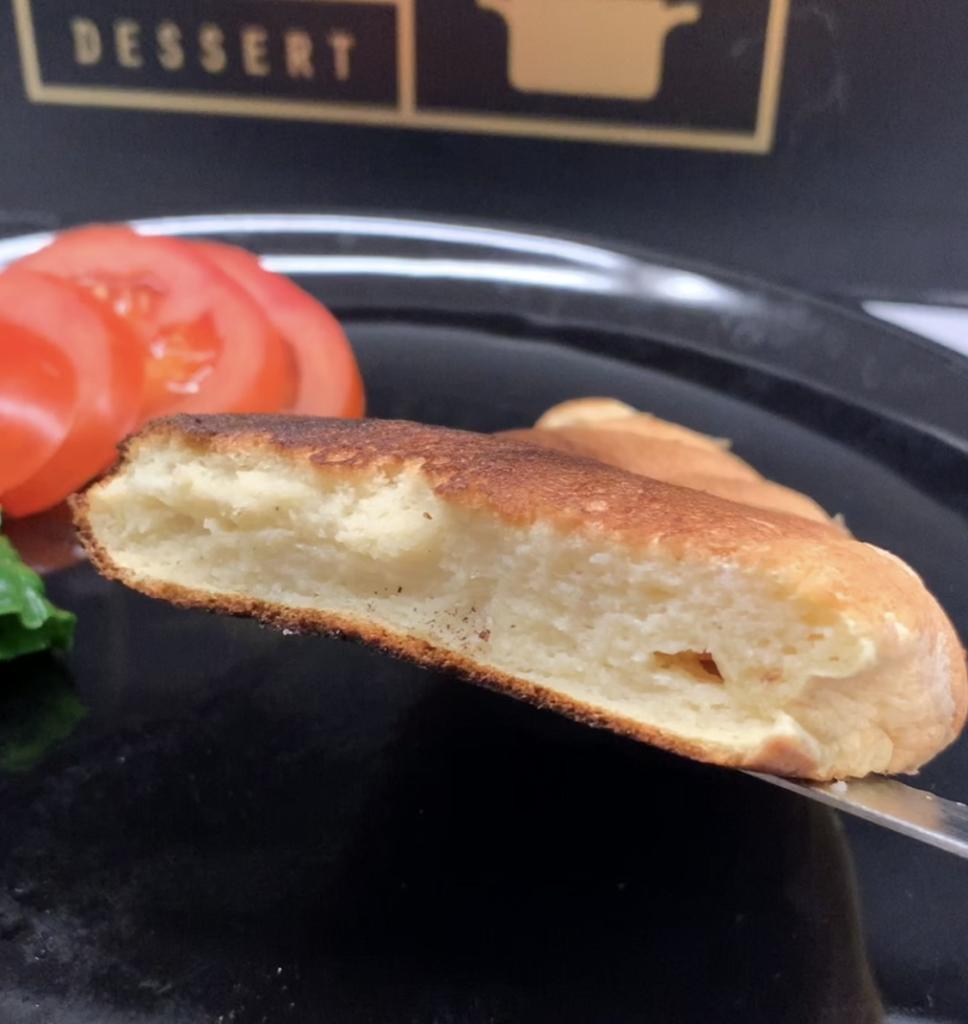 Recette omelette soufflée