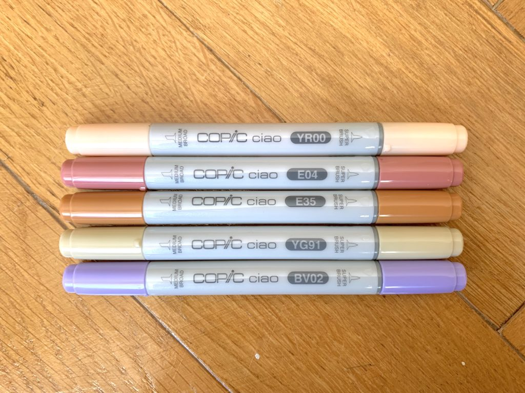 Copic Ciao marqueurs