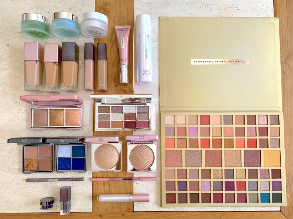 XX revolution beauty produits makeup stefy