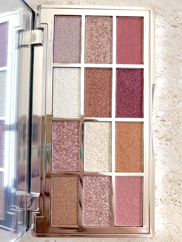 Crystalxx shadow palette en teinte Quartz