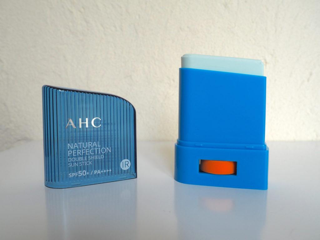 AHC double shield sun screen