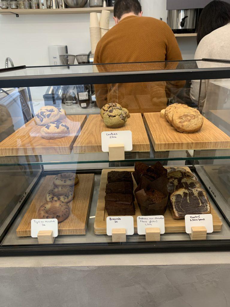 Gâteaux de chez Shiba Café