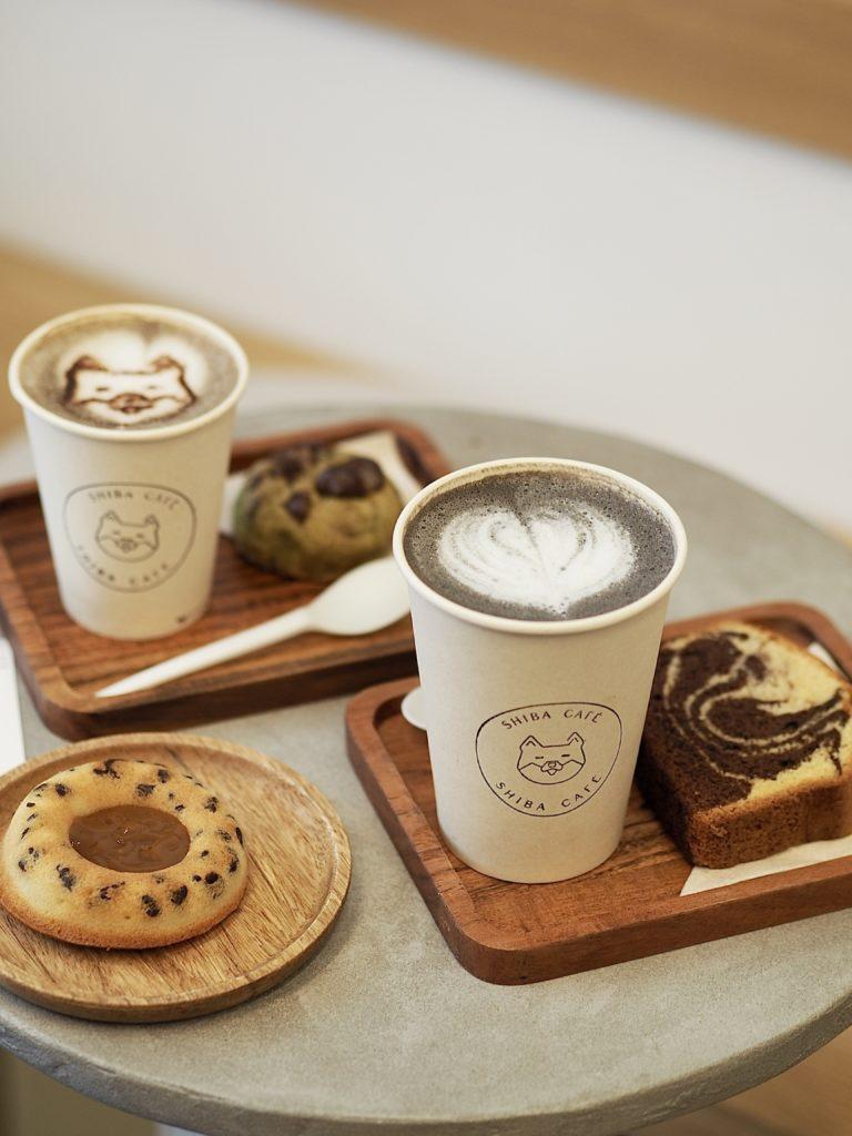 Shiba café coffee shop paris 15 cosy