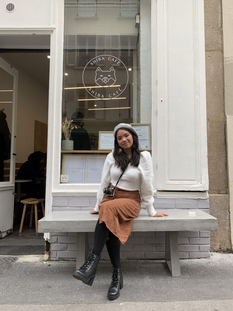 Décoration Shiba Café devanture