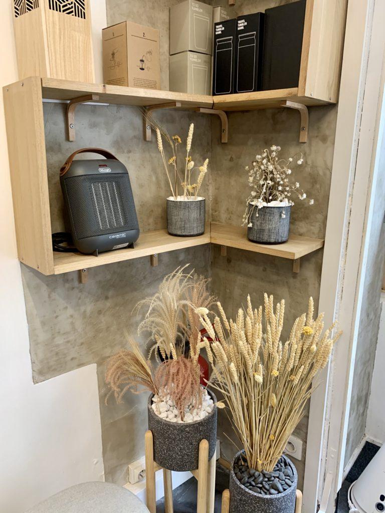 Décoration Shiba Café