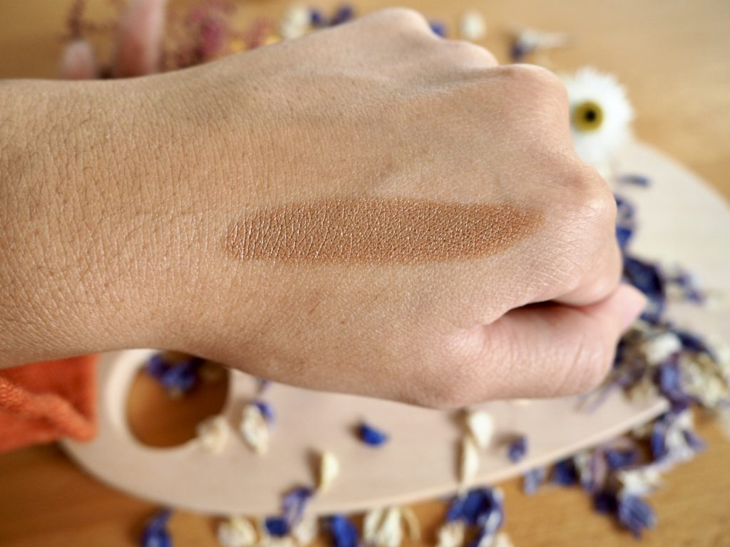 swatch Matte bronzer stick milk makeup baked mon avis